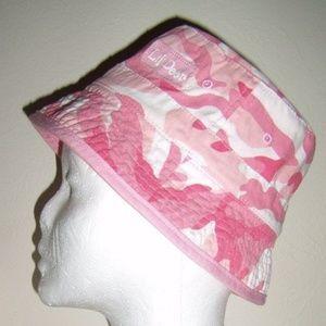 Vintage Camouflage Summer Cotton Bucket Hat